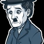 Charlie Chaplin-telegram