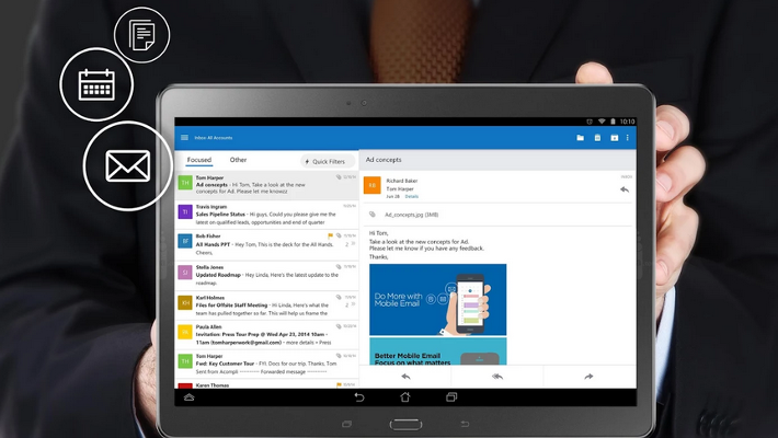 Microsoft-Outlook-Android