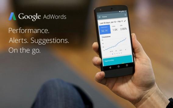 Google-AdWords-Android-Uygulama