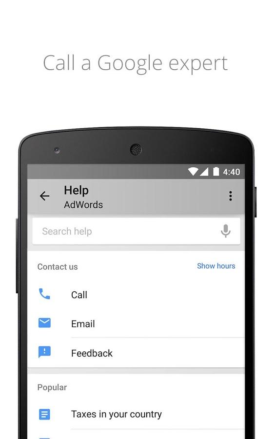 Google-AdWords-Android-Uygulamasi-4
