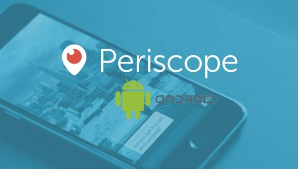periscope-uygulamasi