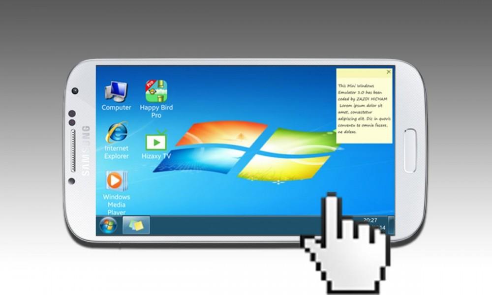 Windows 7'de