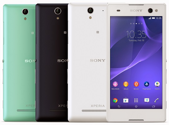 Sony-Xperia-C3-Android