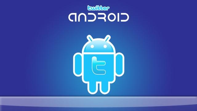 android-twitter-sorunu