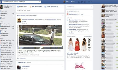 facebook haber kaynağı, facebook haber bandı