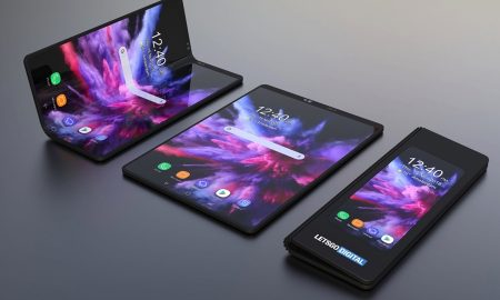 katlanabilir android telefonlar
